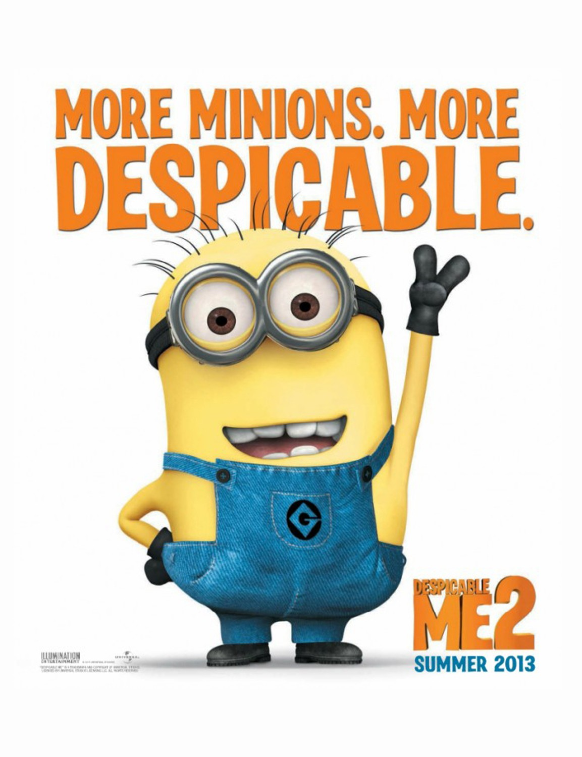 Dispicable                    