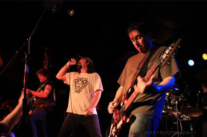 DRI, live at El Corazon 2/13