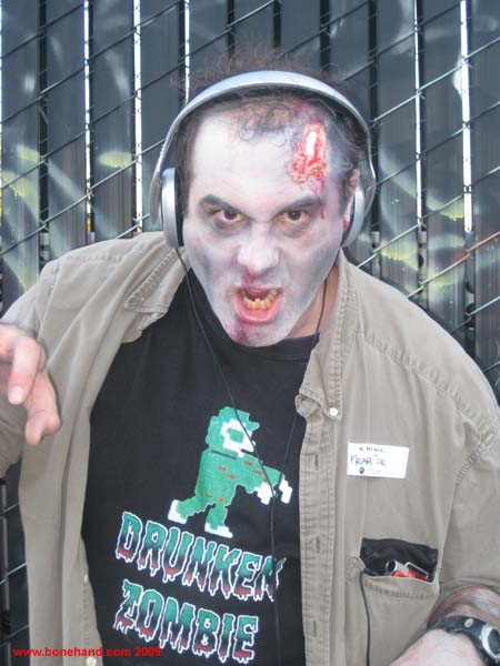Undead Podcaster