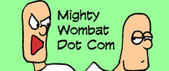 Mighty Wombat