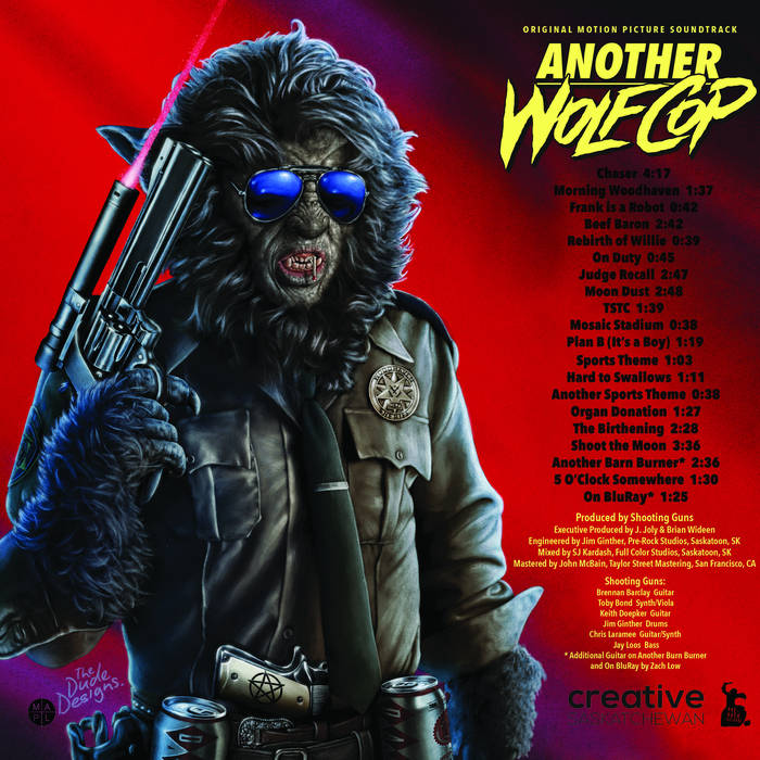 Another Wolfcop Soundtrack
