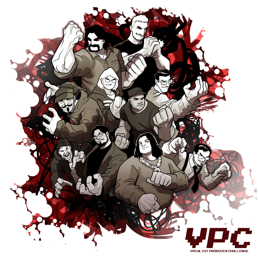 Nerdcore Now VPC Vol. 1